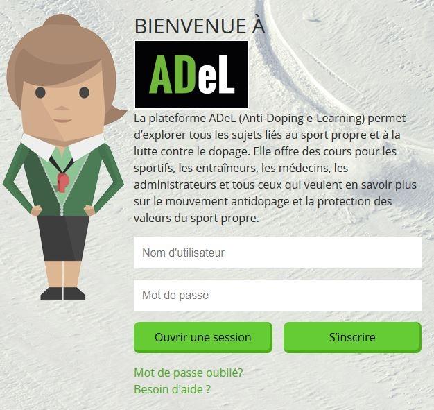 Plateforme ADeL